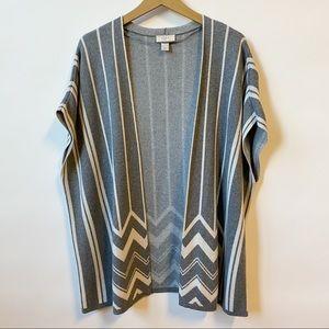 Ann Taylor LOFT Outlet Open Cardigan Vest  M/L